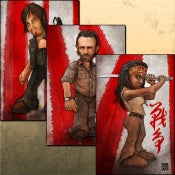Image of The Walking Dead - TWD3 Team Combo
