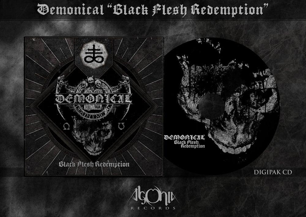 Image of Black Flesh Redemption digipak-MCD