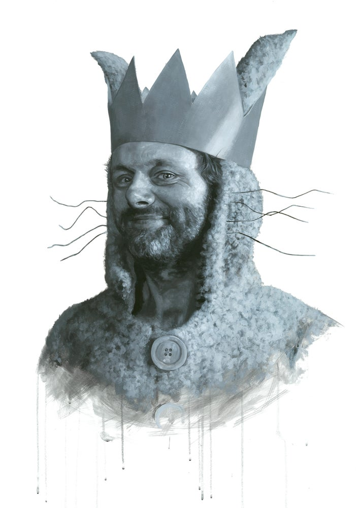 Image of Michael Sheen as Max from Where The Wild Things Are // Limited Edition print