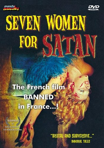 Image of SEVEN WOMEN FOR SATAN