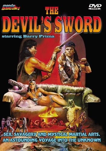 Image of THE DEVIL'S SWORD
