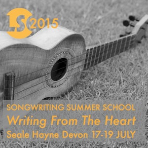 Image of LSC Songwriting Summer School 2015 - WRITING FROM THE HEART