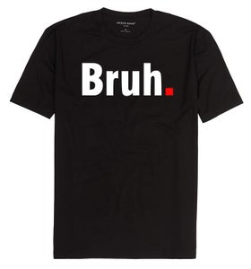 Image of Bruh black (Men's) shirt