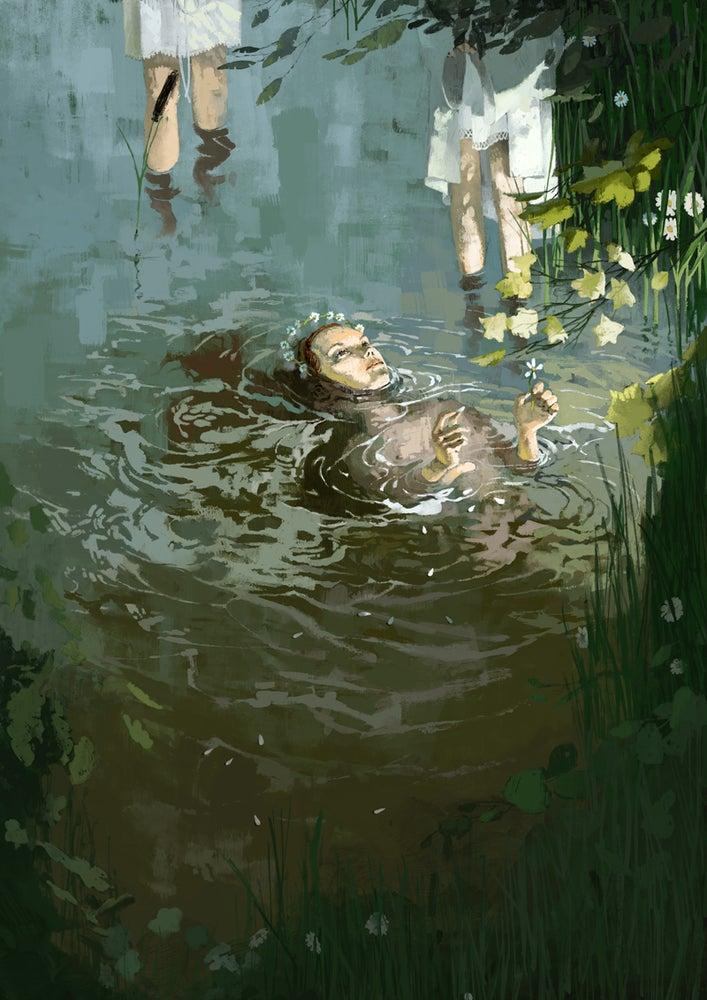 Image of Marc Aspinall's 'Epiphany'