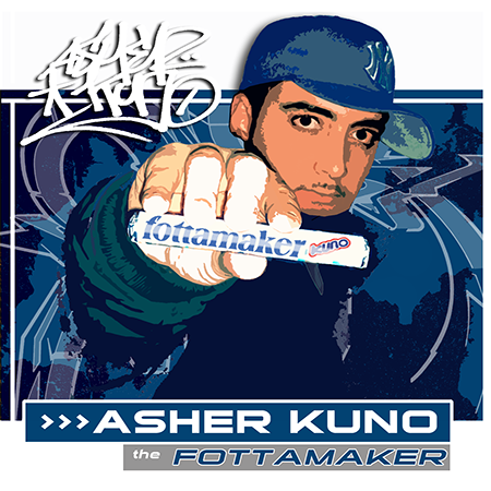 Image of ASHER KUNO - THE FOTTAMAKER