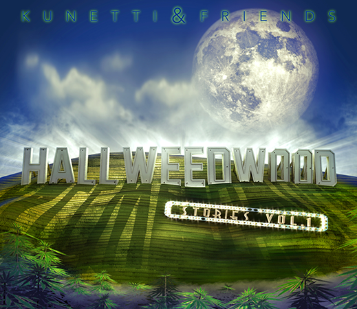 Image of ASHER KUNO - HALLWEEDWOOD Vol. 1