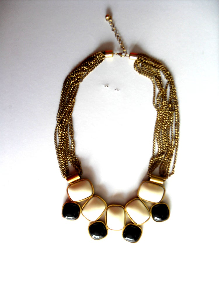 Image of Gold necklace
