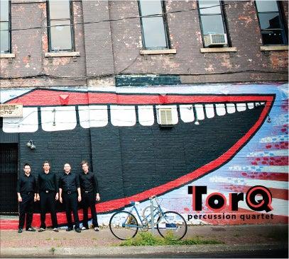 TorQ Percussion Quartet (CD)