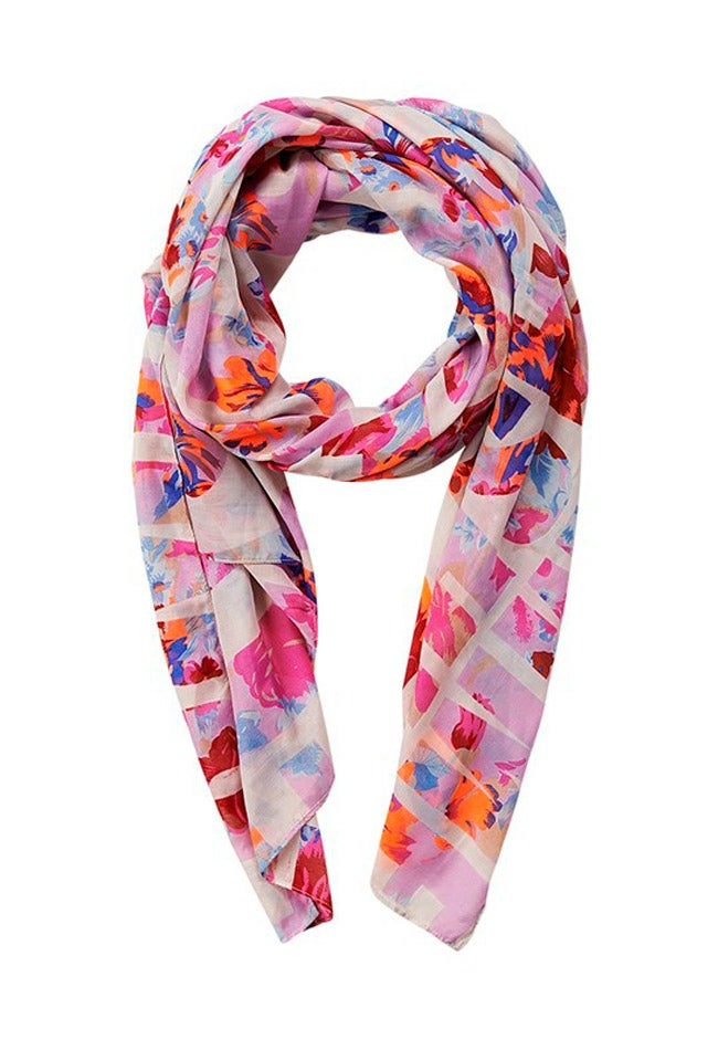 Image of CREAM DELUXE CAMILLE SCARF