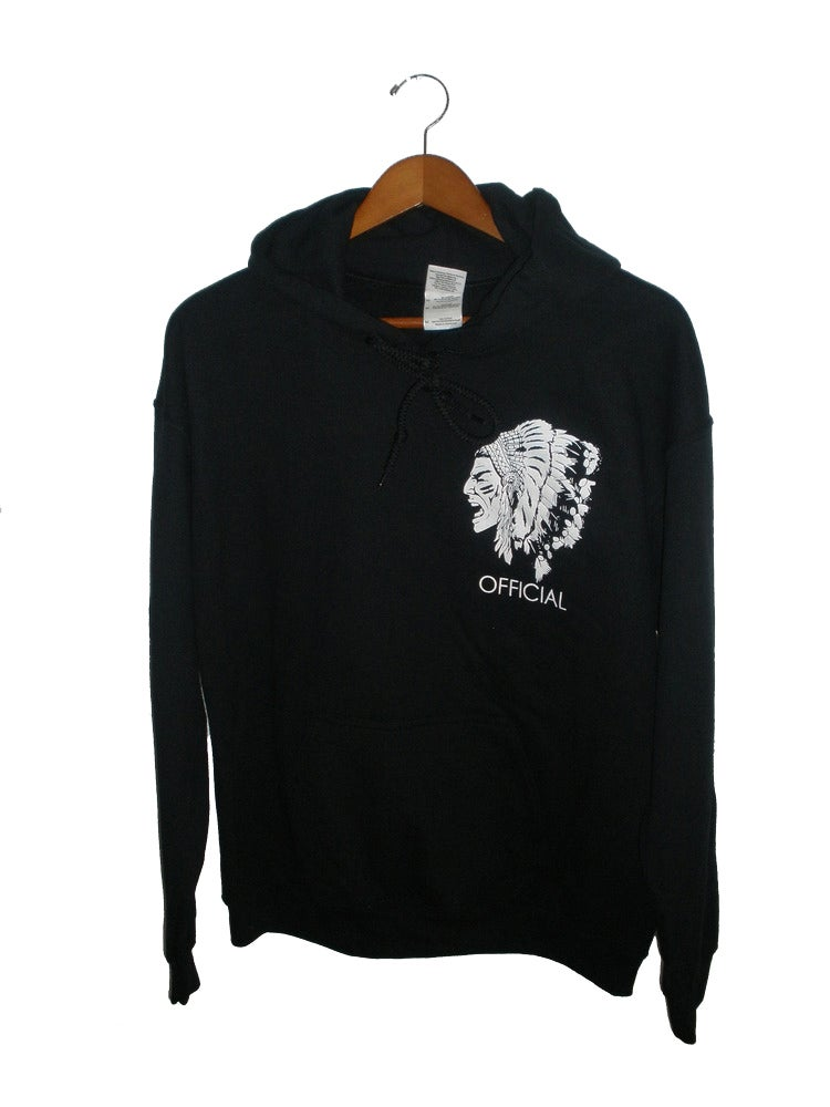 Image of Official Indian Hoodie