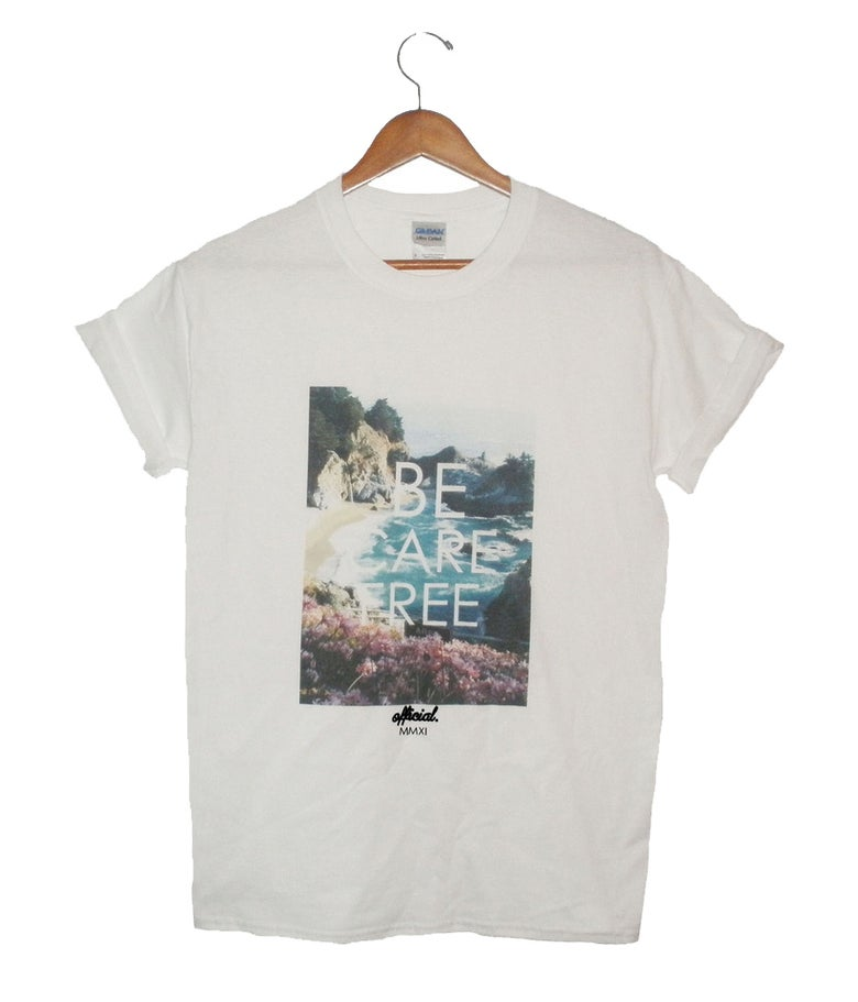 Image of Be Care Free Tee