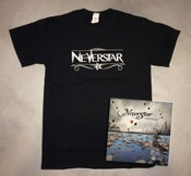 Image of T-shirt and CD bundle