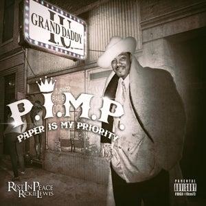 "Image of GRAND DADDY I.U. ""P.I.M.P."" PAPER IS MY PRIORITY CD"