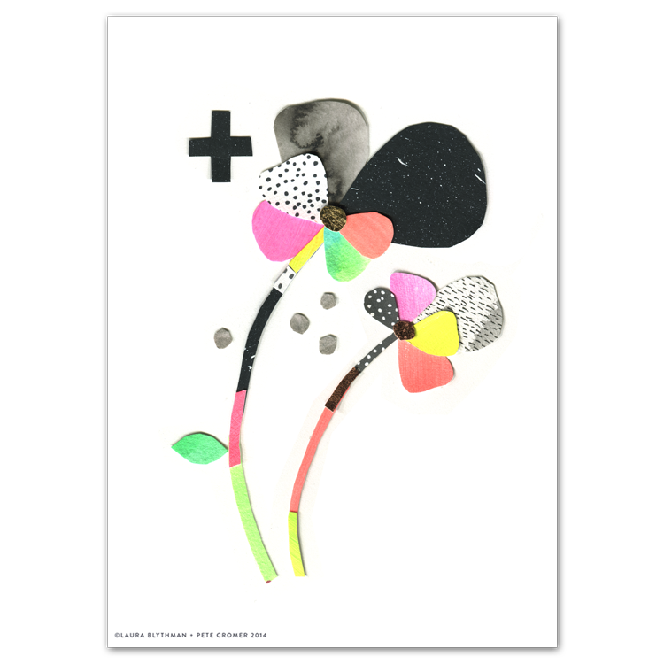 Image of Flower - Limited Edition Print