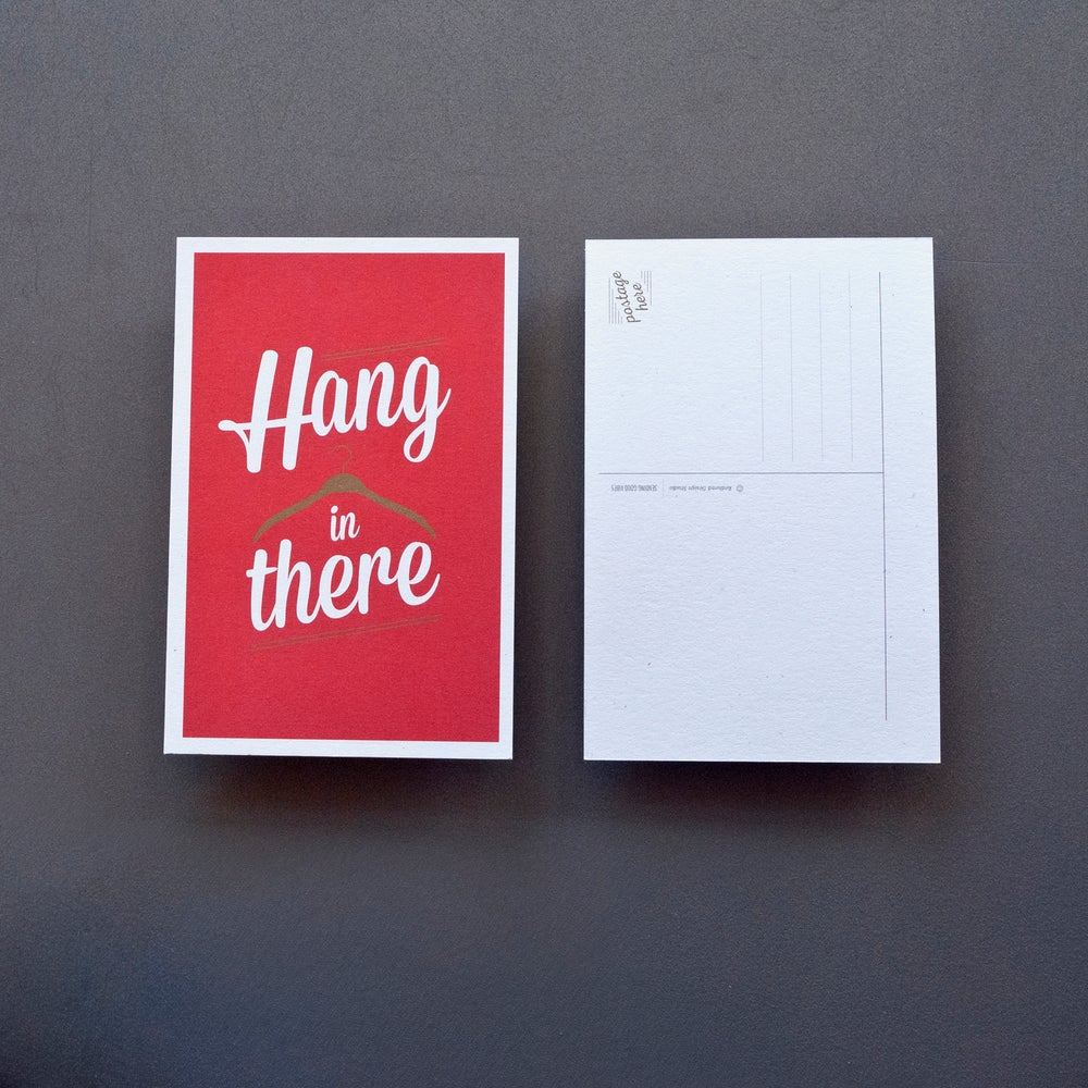 Image of Hang In There