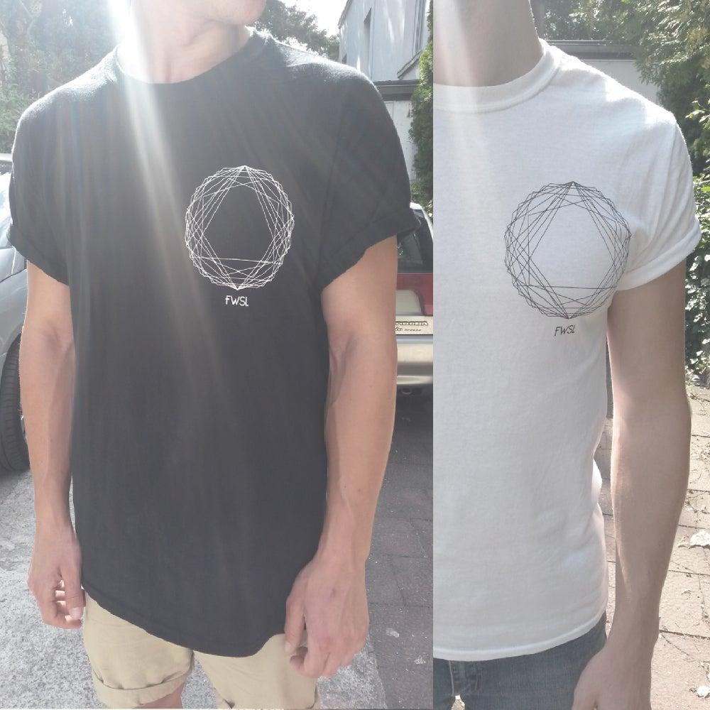 "Image of FEWSEL Shirt ""FWSL CRW"""