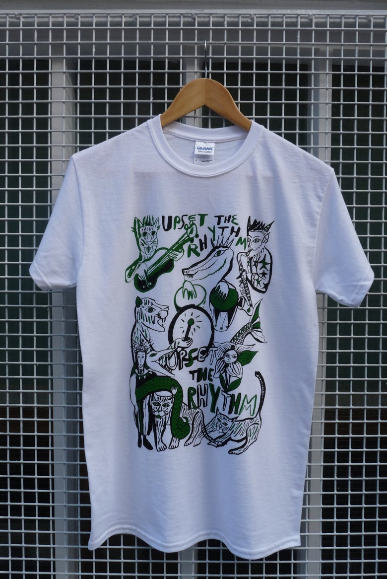 Image of Upset The Rhythm T-SHIRT