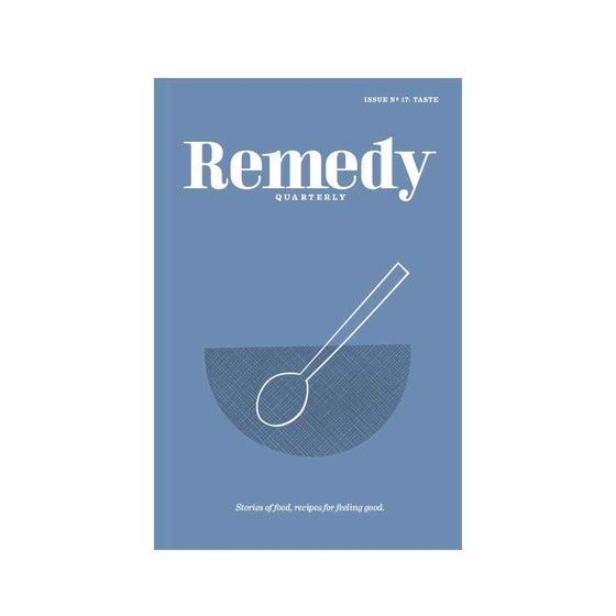 Image of Issue 17: Taste