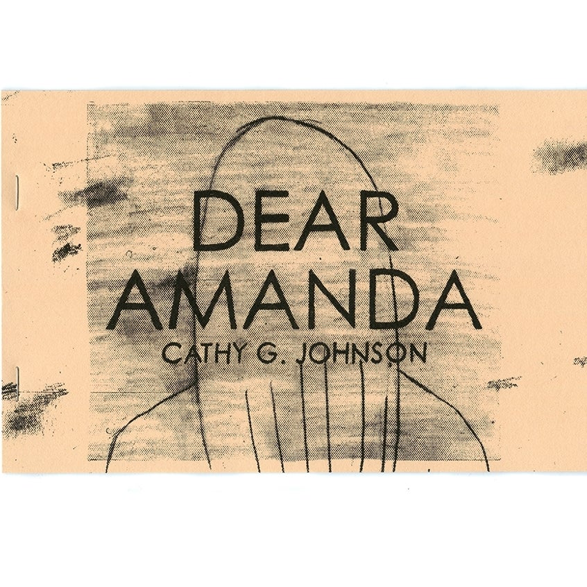 "Image of Cathy G. Johnson ""Dear Amanda"""