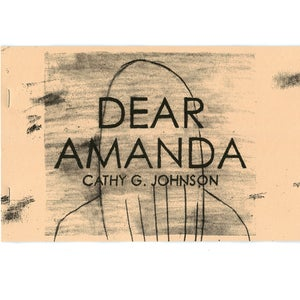 "Image of Cathy G. Johnson ""Dear Amanda"""