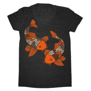 Image of Women's Koi Fish