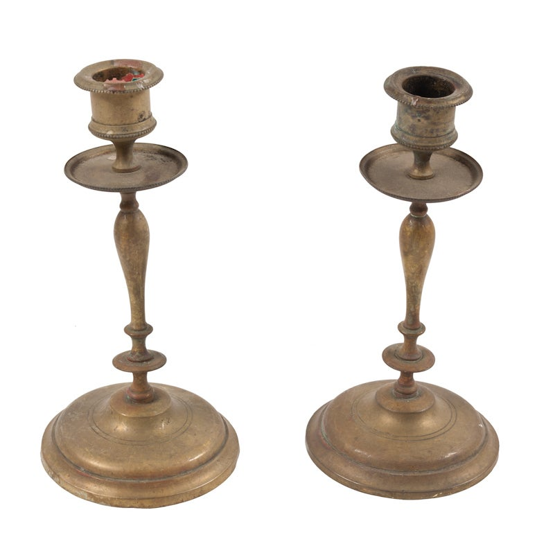 Image of 18th Century French Candle Holder III