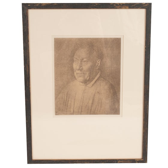 Image of Portrait of French Man
