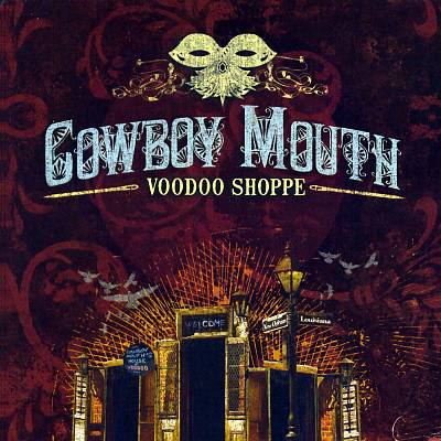 Image of VooDoo Shoppe CD