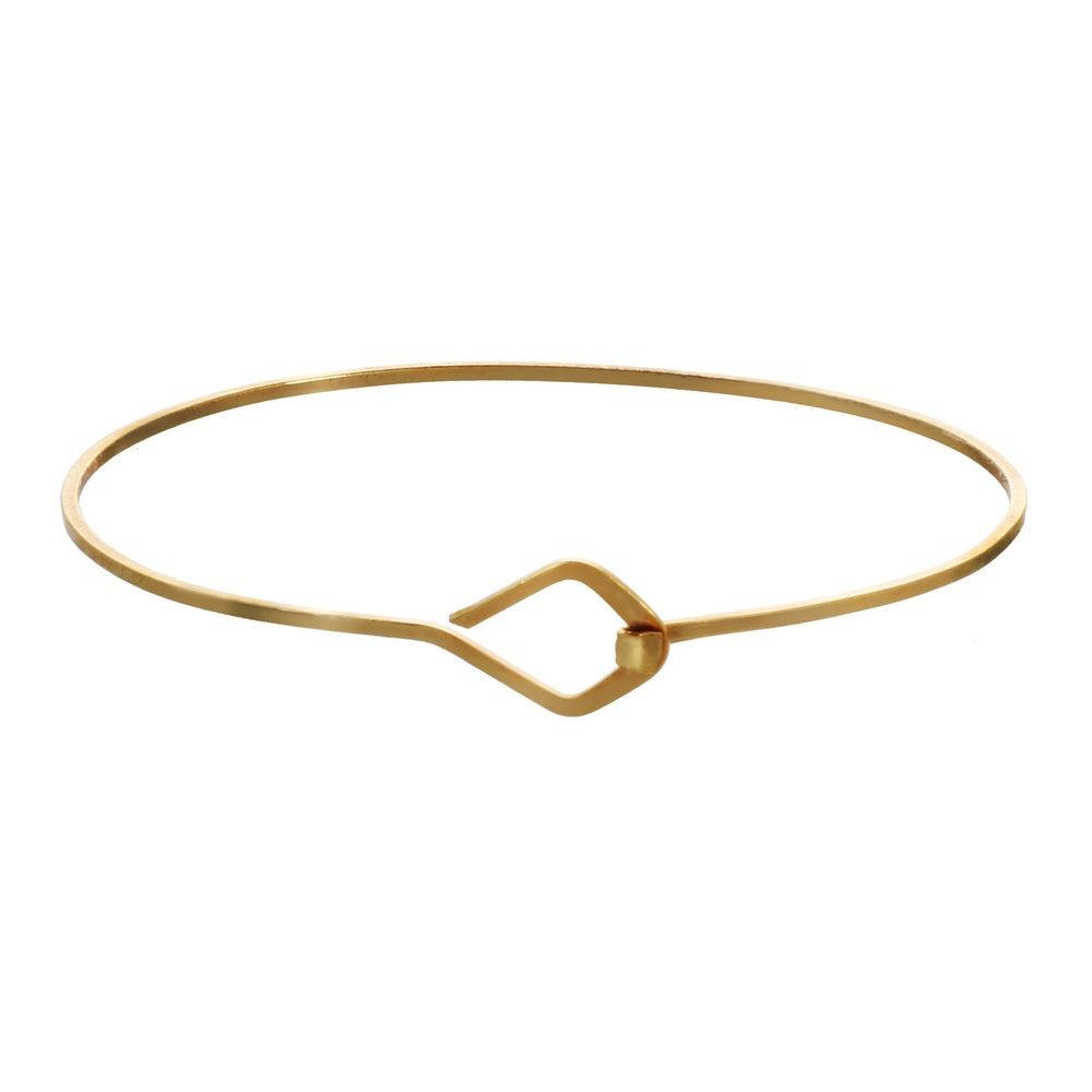 Image of DIAMOND BANGLE bracelet