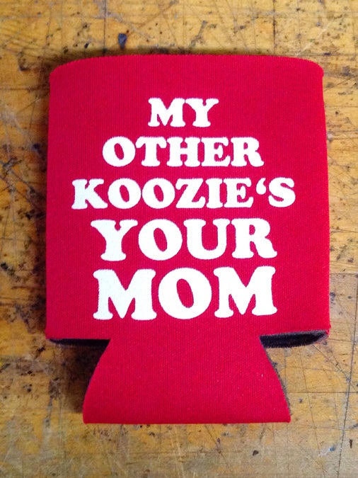 Image of My Other Koozie