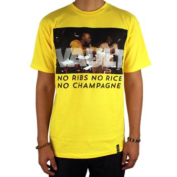 Image of No Ribs Tee (Yellow)