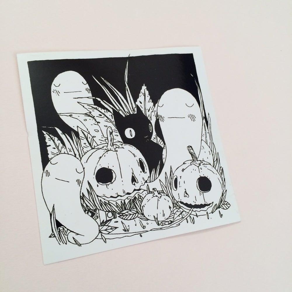 Image of Pumpkin Patch Sticker