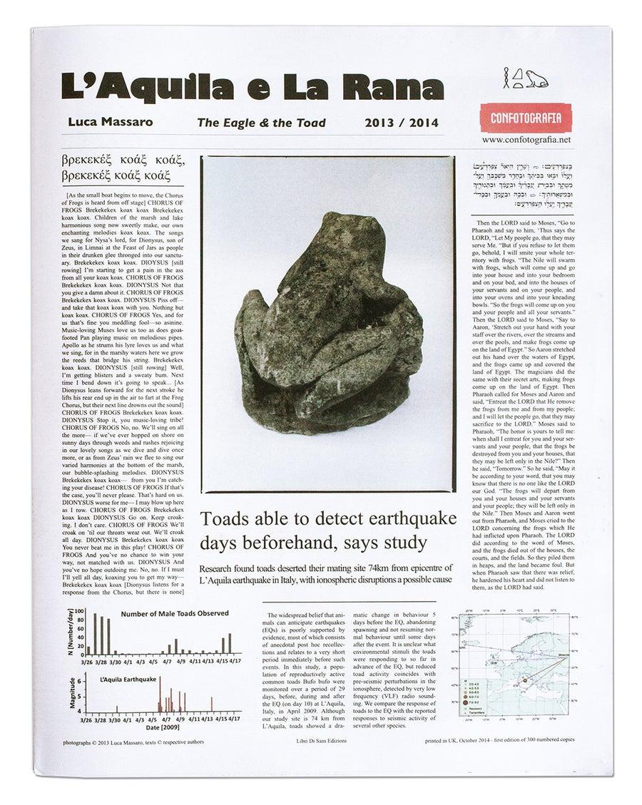 Image of L'Aquila e La Rana