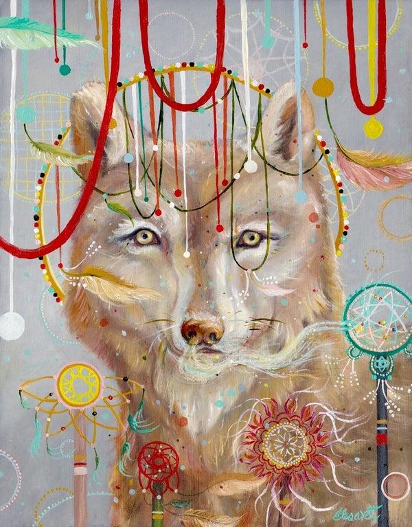 Image of Wolf Spirit