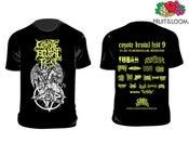 Image of COYOTE BRUTAL FEST-9FestT-shirt
