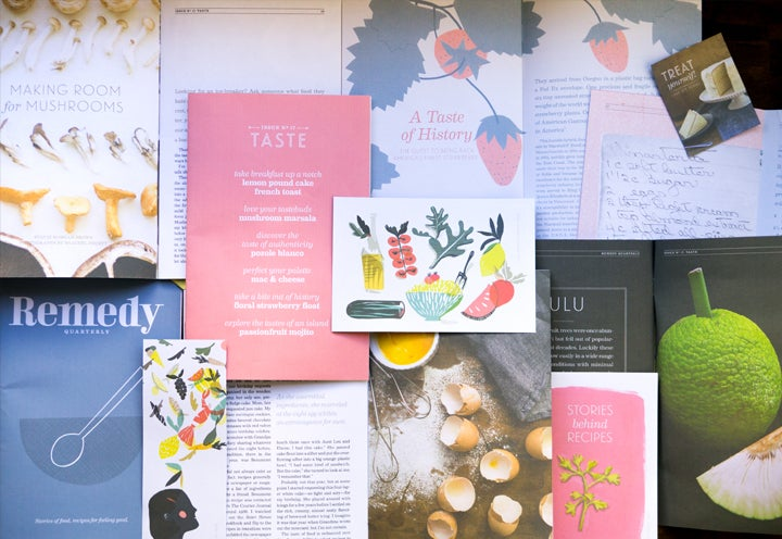 Image of Issue 17: Taste Wholesale (5 copies)