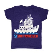 Image of KIDS - SF Tugboat