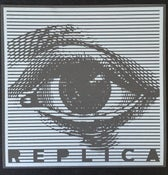 "Image of REPLICA ""S/T"" 7"" EP RE-PRESSED ON CLEAR!"