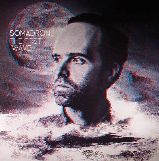 "Image of Somadrone - The First Wave - 12"" LP"