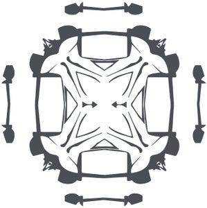 Image of x-ray two: Pour Le Plaisir - Tin Machine EP