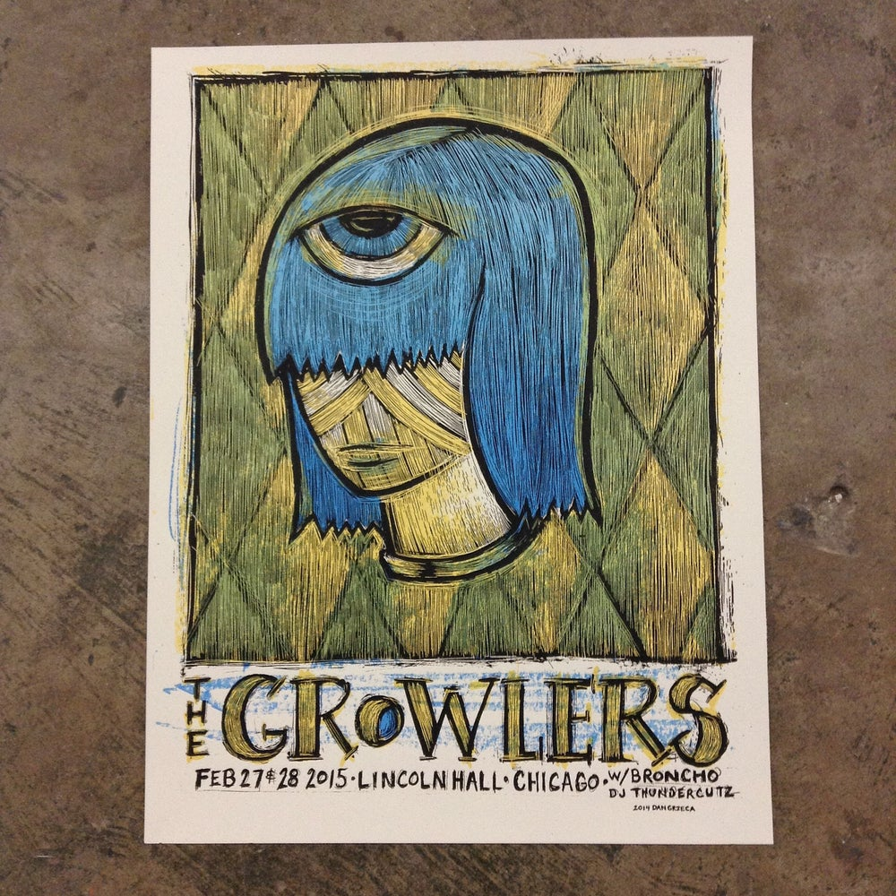 Image of The Growlers Lincoln Hall Chicago