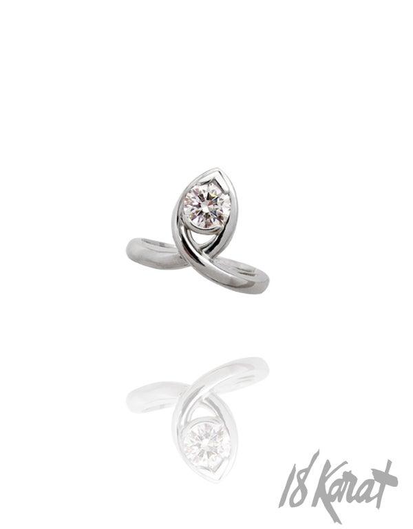 Liz's Engagement Ring - 18Karat Studio+Gallery