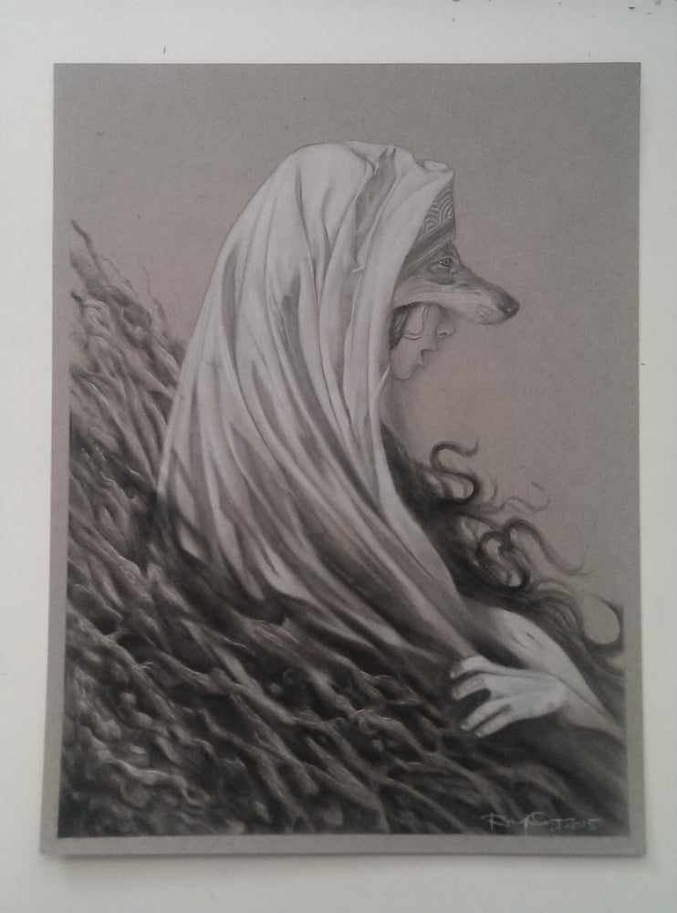 Image of Randy Ortiz's 'Bramble and the Rose'