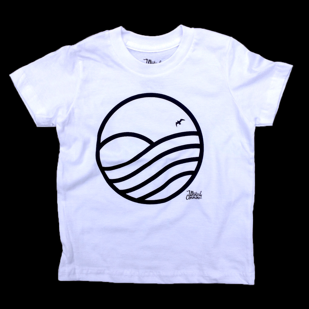 Image of Sunset Swell - T-shirt