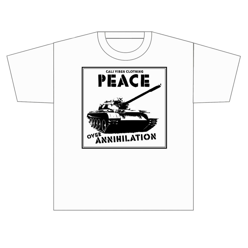 Image of PEACE OVER ANNIHILATION