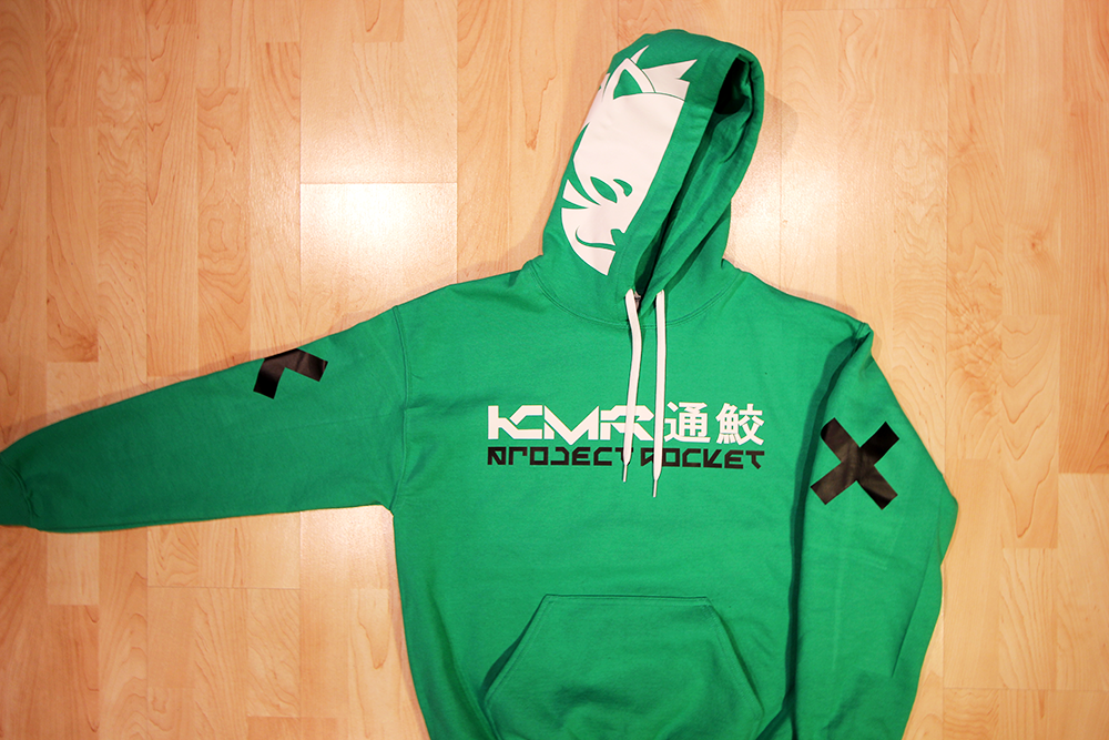 Image of KMR. Midnight Kids Hoodie