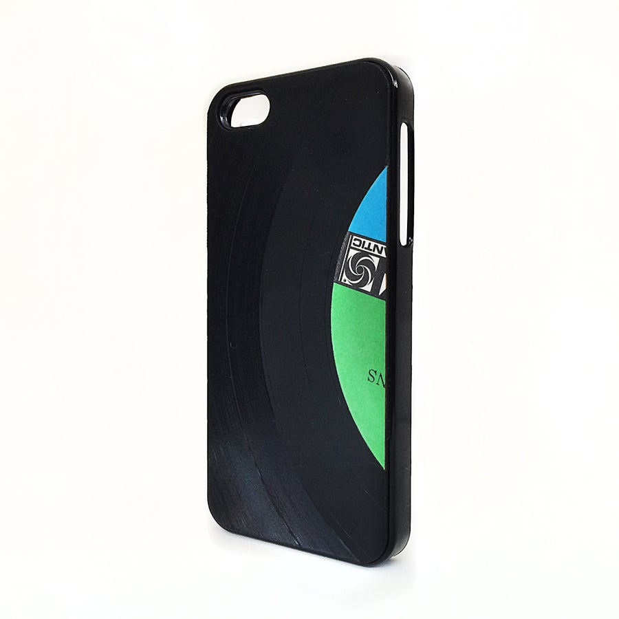 Image of Vinyl Record Phone Case