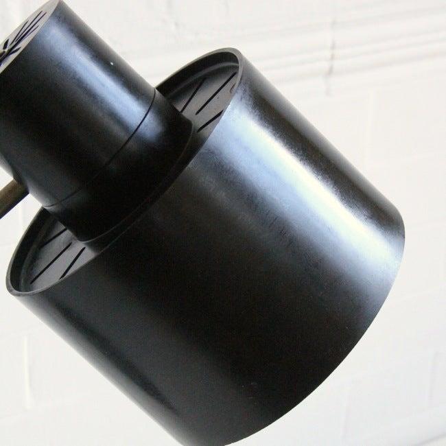 Image of BAKELITE DESK LIGHT and heavy base