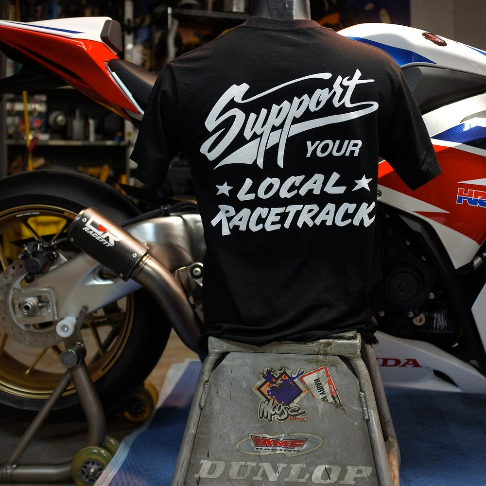 Image of Support Your Local Racetrack 'ONE'
