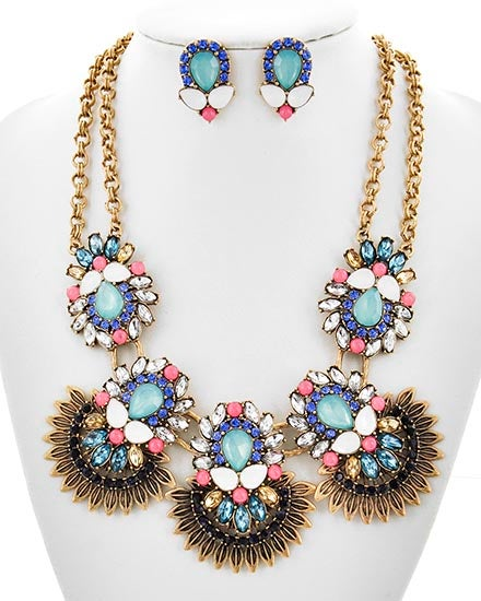Image of Digby Soiree Statement Necklace